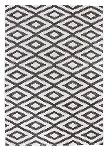 andiamo-1100460-losanga-teppich-polypropylen-creme-grau-140-x-67-x-07-cm