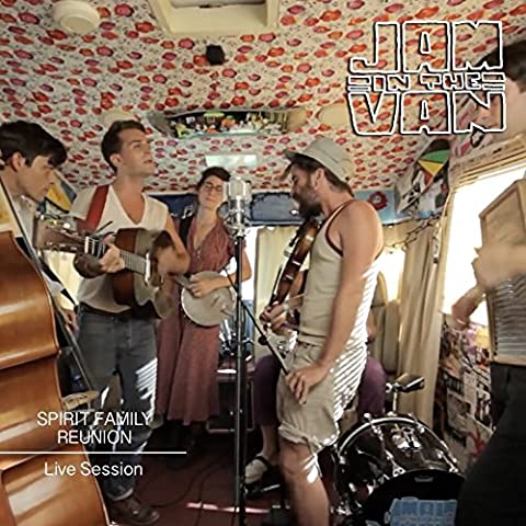 Jam In The Van Spirit Family Reunion (Familie Van)