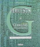 New editests for New guidelines. Per le Scuole superiori
