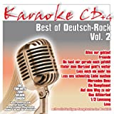 Best of Deutsch-Rock Vol.2-Karaoke Cdg