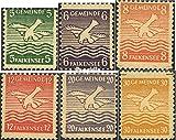 Falkensee (Berlin) 1a-6a (kompl.Ausg.) geprüft 1945 Falke (Briefmarken für Sammler)