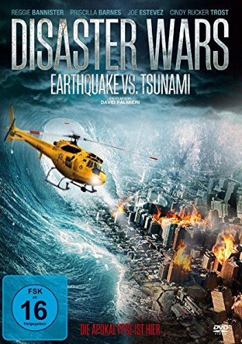 Bild von Disaster Wars - Earthquake vs. Tsunami