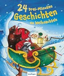 24 Drei-Minuten-Geschichten zu Weihnachten