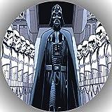 Fondant Tortenaufleger Tortenbild Geburtstag Star Wars T16