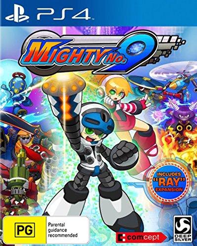 Mighty No 9 (Playstation 4) [ ]