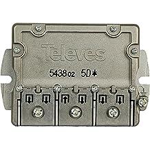 Televes 543802 - Repartidor 5 direcciónes ...