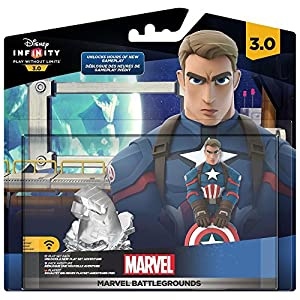 Disney Infinity 3.0: Playset – Marvel Battlegrounds