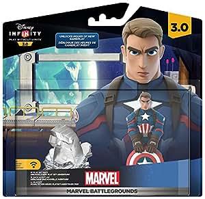 Disney Marvel Battlegrounds Play Set Collectible figure - Figurine (Collectible figure, Comics, Marvel, Multicolour, Plastic, Blister)