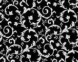 A.S. Création Vlies-Tapeten 6655-77 Classic Fleece, Luxus Tapete, exclusiv