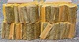 4bolsas de malla–abedul de plata troncos–Madera dura secada al...