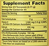 American Health Ester-C Powder with Citrus Bioflavonoids, 750 mg, 4 Ounce
