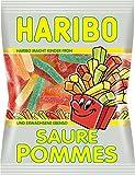 Haribo Saure Pommes, 24er Pack (24 x 100 g Beutel)