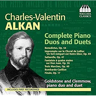 Alkan Piano Dous and Duets Cpl.