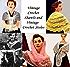 Étoles Crochet-Echarpes au Crochet et Vintage vintage