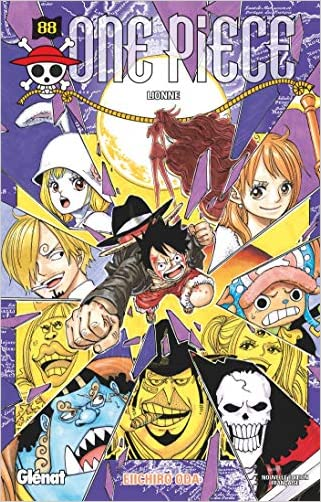 #10: One Piece - Édition originale - Tome 88