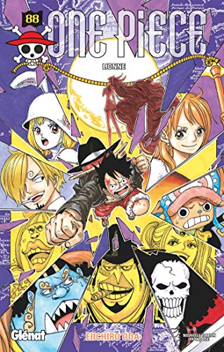 One Piece - Édition originale - Tome 88 par Eiichiro Oda