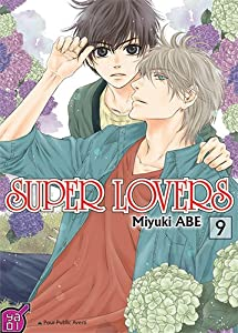 Super Lovers Edition simple Tome 9
