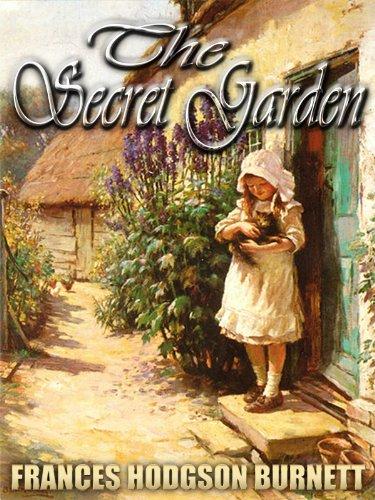 THE SECRET GARDEN : an inspirational book (Illustrated) (English Edition)