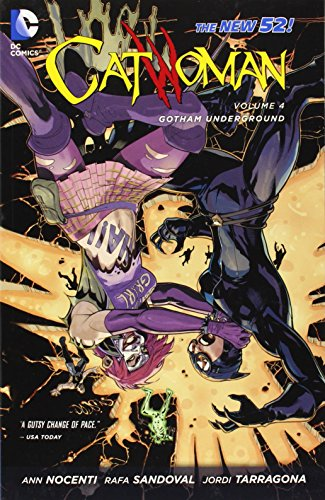 Catwoman Volume 4 TP (The New 52) (Catwoman: The New 52)