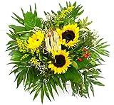 """Blumenstrauß """"Sommerhit"""" VERSANDKOSTENFREI inkl Glückwunschkarte Ø 40cm"""
