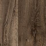 PVC CV Vinyl Bodenbelag Objektqualität Holzoptik Landhausdiele Eiche rustikal 300 und 400 cm breit, verschiedene Längen, Variante: Muster