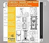 Sanduhr selber bauen: Deine Projektbox inkl. 27 Original-Patenten bringt Dich mit Spaß ans Ziel!
