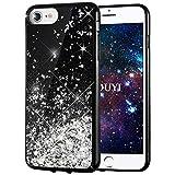 KOUYI Coque iPhone 8/iPhone 7, Flottant Liquide Étui Protecteur TPU Cover Brillant...