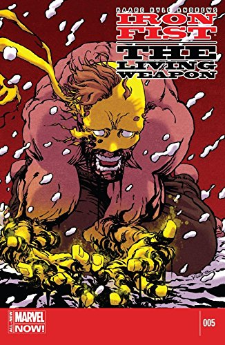 Iron Fist: The Living Weapon #5 (English Edition) (Iron Fist Living Weapon)
