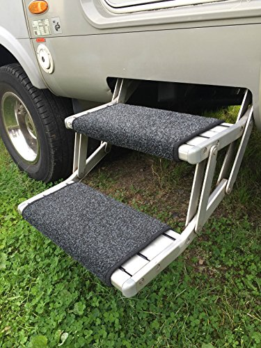 Cover It For Less CARAVAN MOTORHOME CLEAN STEP DOOR MAT MACHINE WASHABLE RUBBER BACKED ANTI SLIP