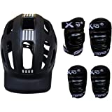 Jaspo SX 3 Protective Set Perfect for Age Group Upto 14 Years Old