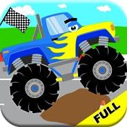 Monster Trucks Games For Kids & Toddlers Ages 2+ Full Ver