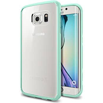 Spigen Galaxy S6 Edge Case Ultra Hybrid (Mint) SGP11416 / SGP11471