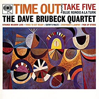 Time Out ! by Brubeck Dave (B000024F6I) | Amazon price tracker / tracking, Amazon price history charts, Amazon price watches, Amazon price drop alerts
