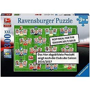 Ravensburger 13239-Bundesliga 2017/2018Infantil Puzzle