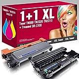 1 Kompatibler Toner TN-2320 mit 1x Trommel DR-2300 für Brother DCP-L2500D DCP-L2500 DCP-L2520DW DCP-L2540DN DCP-L2560CDN DCP-L2560CDW DCP-L2560DN DCP-L2560DW DCP-L2560 DCP-L2700DW HL-L2300D HL-L2300 HL-L2320D HL-L2321D HL-L2340DW HL-L2360DN HL-L2360DW HL-L2361DN HL-L2365DW HL-L2380DW MFC-L2700DN MFC-L2700 MFC-L2701 MFC-L2701DW MFC-L2703DW MFC-L2720DW MFC-L2740CW MFC-L2740DW ms-point®
