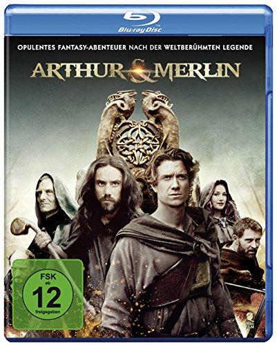 Arthur & Merlin [Blu-ray]