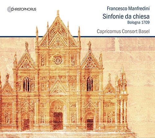 Manfredini: 12 Sinfonie da Chiesa Op.2