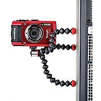 JOBY GorillaPod Magnetic 325, Mini Treppiede Flessibile con Piedini Magnetici e Testa a Sfera Integrata per Fotocamere…
