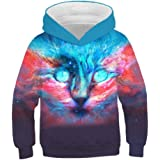 Boy And Girl Hoodies3D Sudaderas Con Capucha Unisex Sweatshirtsfashion 3D Printing Child Hooded Sweater Printing Boys And Gir