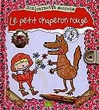 Mon carnet à secret le petit chaperon rouge