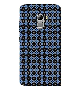 PrintDhaba Pattern D-5171 Back Case Cover for LENOVO VIBE X3 c78 (Multi-Coloured)