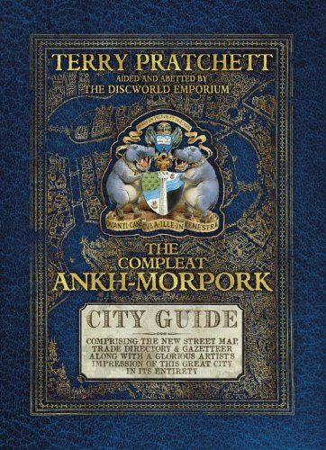 Cover of The Compleat Ankh-Morpork (Discworld)