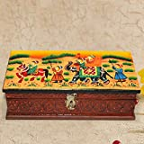 Handicrafts Gifts Store Brown Color Wood...