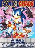 Sonic Chaos The Hedgehog -