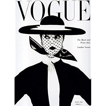 poster vogue cover with audrey Hepburn quality gloss paper ... 15acda0404de