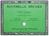 Canson 200177166 Arches Aquarell, 23 x 31 cm, naturweiß