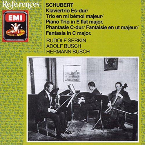 Klaviertrio / Fantasie D.934