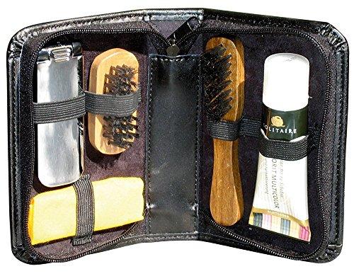 Schuhpflege Reise-Set