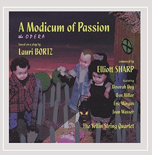 Modicum of Passion (Tim Sharp)