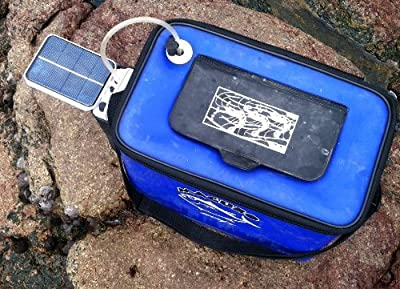 E-3LUE® Solar Power Pond Oxygenator Air Pump Oxygen Pool Aquarium Fish Tank Sea Fishing by E-3LUE®